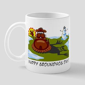 Groundhog Day Mug