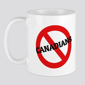 Anti-Canadians Mug