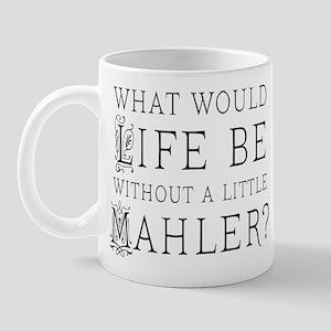 Mahler Music Quote Mug