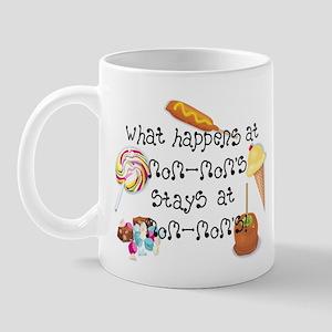 What Happens at Mom-Mom's... Mug