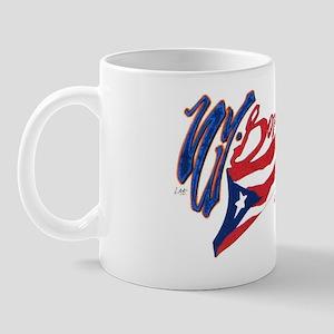 Boricua N.Y. Mug
