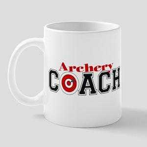 Archery Coach Mug