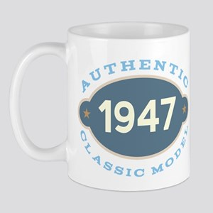 1947 Birth Year Birthday Mug