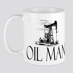 Oil Man Mug