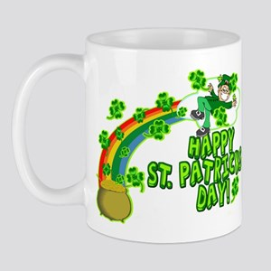 Happy St. Patrick's Day Classic Mug