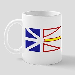 Newfoundland and Labrador Mug