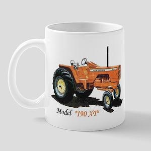 Antique Tractors Mug