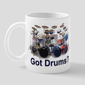 GOT DRUMS Mug