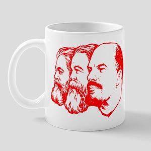 Marx, Engels & Lenin Mug