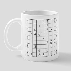 CPSudoku Mugs