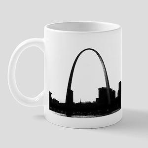 Gateway Arch - Eero Saarinen Mug