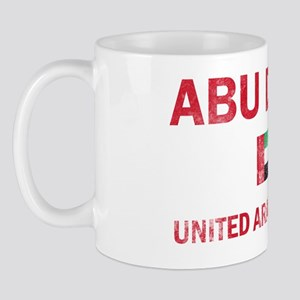 Abu Dhabi United Arab Emirates Designs Mug