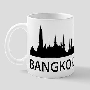Bangkok Skyline Mug