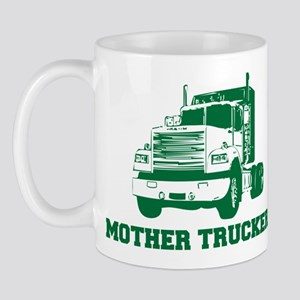mother trucker Mugs