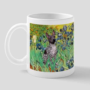 Irises-Am.Hairless T Mug