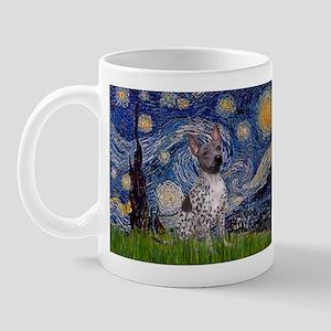 Starry-AmericanHairless T Mug