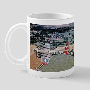Beautiful B-17 Mug
