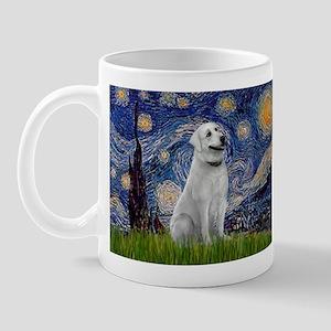 Starry-AnatolianShep1 Mug