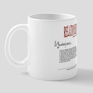 Relationship Contract Mug
