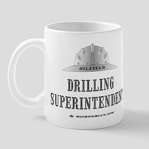 Drilling Superintendent Mug