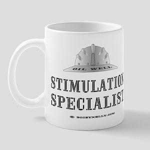 Stimulation Specialist Mug