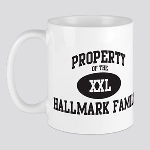 Property of Hallmark Family Mug