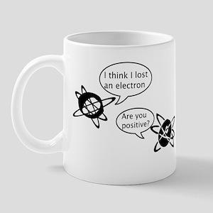 Atoms & Electrons Mug