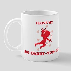 BIG-DADDY-YUM-YUM (cherub) Mug