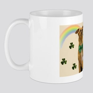 St. Patrick's Day Chihuhuas Mug