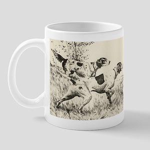 smittyts.com ENGLISH SETTER A Mug