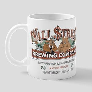 Wall Street Brewing Company Mug
