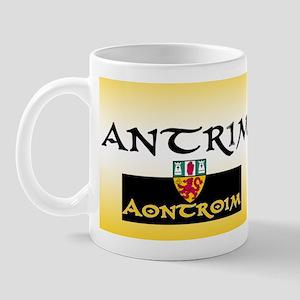 Antrim GAA Mug
