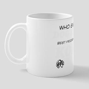 Korat Cat Designs Mug