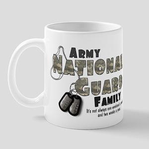 National Guard Family Mug