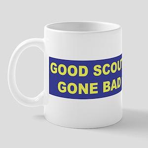 Good Scout Gone Bad (Blue) Mug