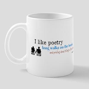 Poking Dead Things Coffee Mug Mugs
