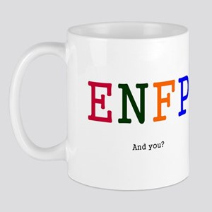 ENFP Personality Goodies Mug
