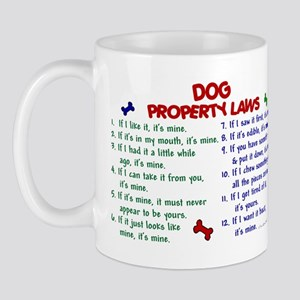 Dog Property Laws 2 Mug