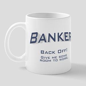 Banker - Work Mug
