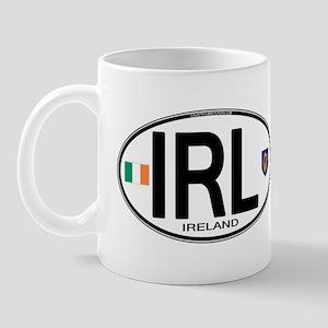 Ireland Intl Oval Mug