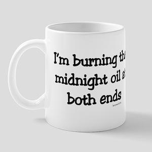Midnight Oil Mug