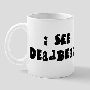 Deadbeats Mug