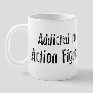 Addicted to Action Figures Mug