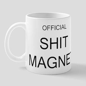 Official Shit Magnet Mug