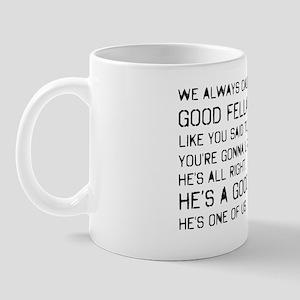 'Goodfellas Quote' Mug