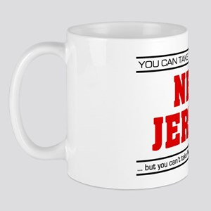'Girl From New Jersey' Mug