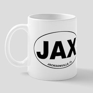 JAX (Jacksonville, FL) Mug