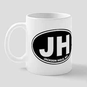 JH (Jackson Hole) Mug
