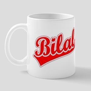 Retro Bilal (Red) Mug