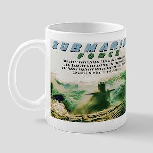 Submarine Force Mug